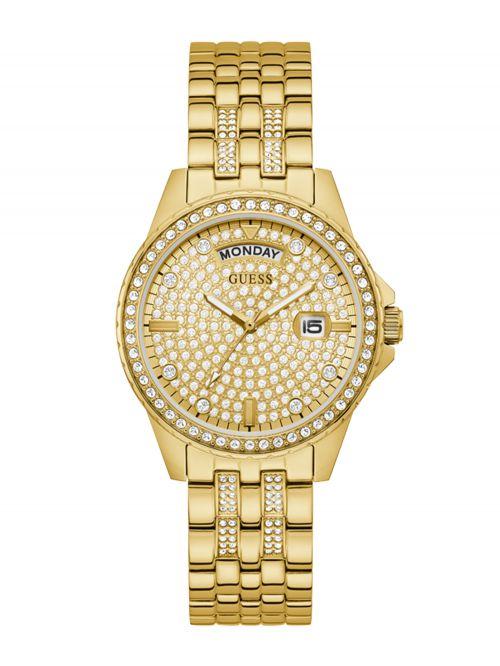 שעון יד GUESS לאישה קולקציית LADY COMET דגם GW0254L2