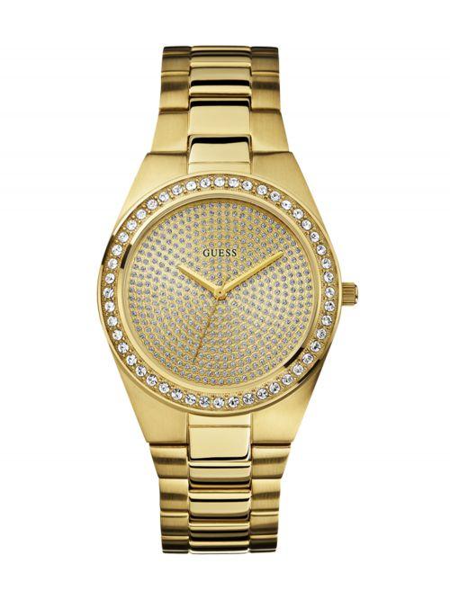 שעון יד GUESS לאישה קולקציית PIXIE DUST דגם W0059L1