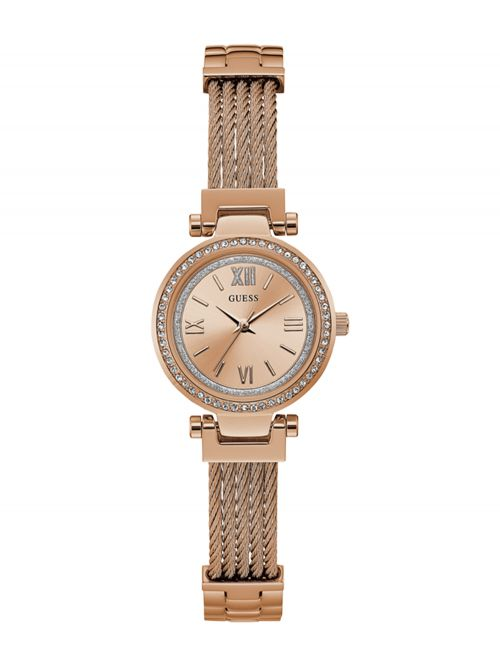 שעון יד GUESS קולקציית MINI SOHO דגם W1009L3