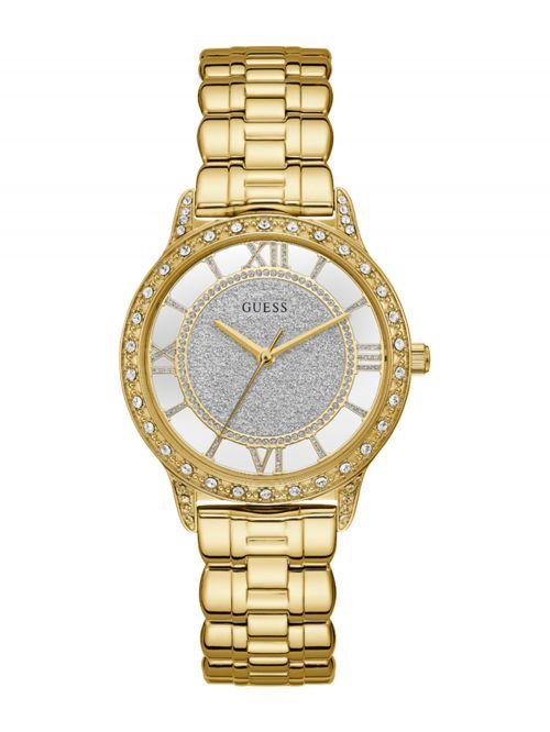 שעון יד GUESS לאישה קולקציית ETHEREAL דגם W1013L2