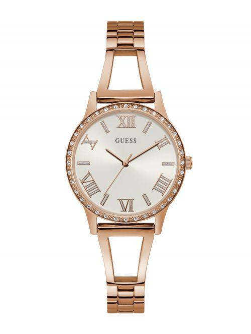 שעון יד GUESS לאישה קולקציית LUCY דגם W1208L3