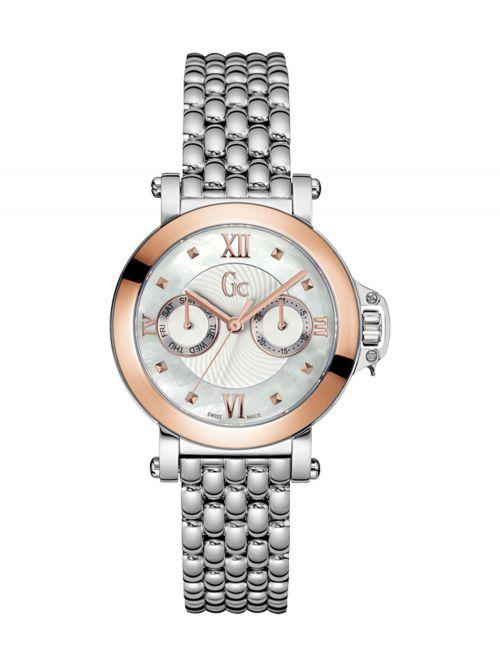 שעון יד GC שוויצרי לאישה קולקציית Femme Bijou דגם X40004L1S