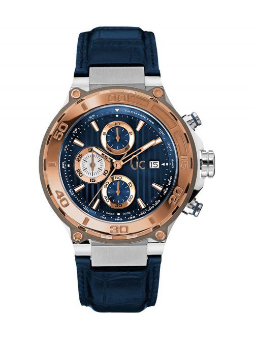 שעון יד לגבר GC מסדרת BOLD דגם X56011G7S