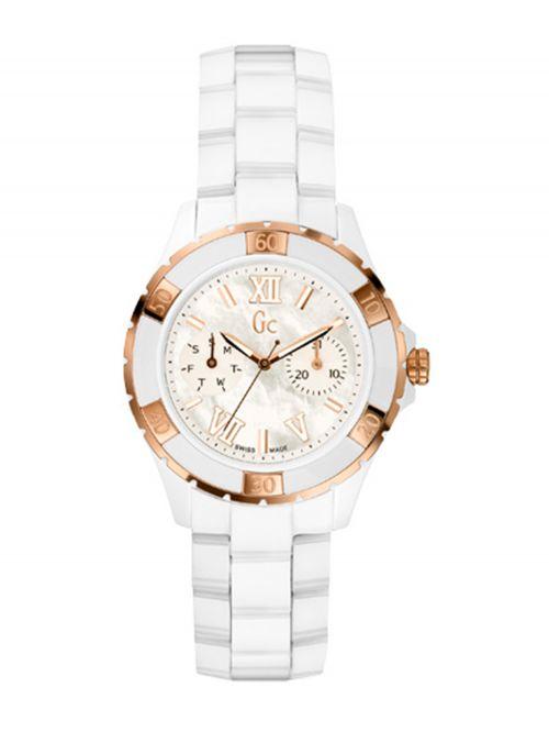 שעון יד GC שוויצרי לאישה קולקציית SPORT CLASS XL דגם X69003L1S