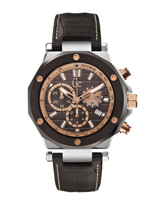 שעון GC שוויצרי לגבר קולקציית GC-3