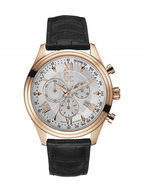 שעון יד לגבר GC מסדרת SmartClass דגם Y04004G1