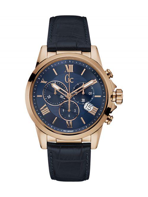 שעון יד לגברים GC מסדרת Esquire דגם Y08003G7