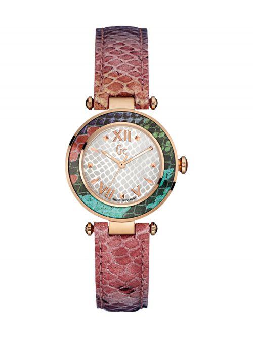 שעון יד GC שוויצרי לאישה קולקציית LadyChic דגם Y10001L1