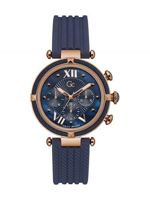 שעון יד GC שוויצרי לאישה קולקציית CABLE CHIC דגם Y16005L7