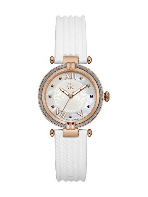 שעון יד GC לאישה קולקציית CableChic דגם Y18004L1