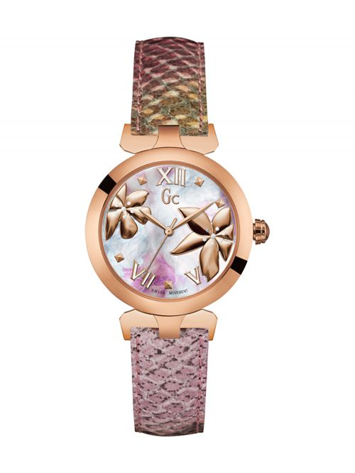 שעון יד GC לאישה קולקציית LadyBelle דגם Y22002L3