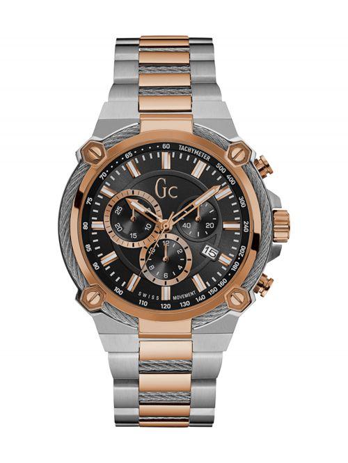 שעון יד GC לגבר קולקציית CABLEFORCE דגם Y24002G2