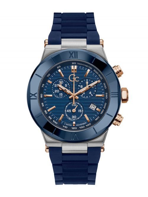 שעון יד לגברים Gc Force דגם Y69004G7MF