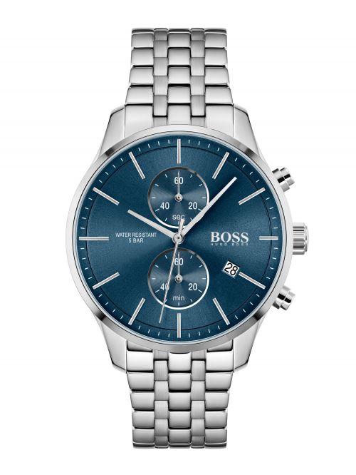 שעון יד HUGO BOSS לגבר קולקציית ASSOCIATE דגם 1513839