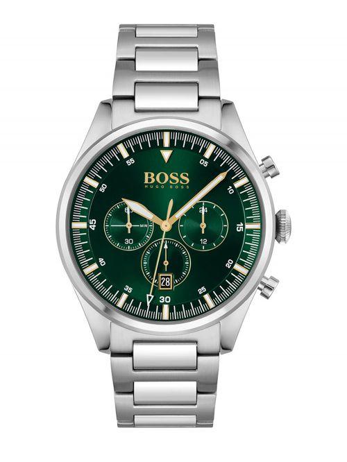 שעון HUGO BOSS לגבר קולקציית  PIONEER דגם 1513868