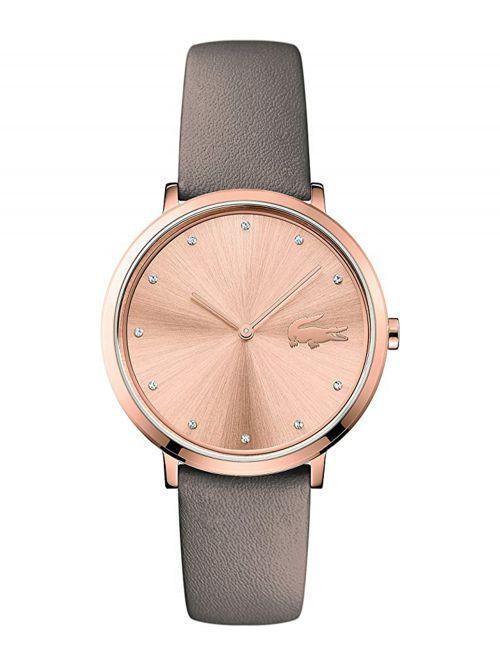 שעון יד LACOSTE לאישה קולקציית MOON דגם 2001039