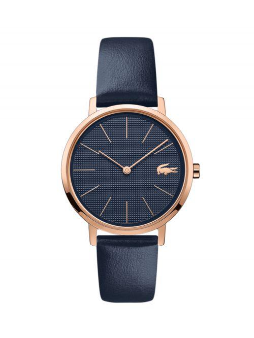 שעון LACOSTE קולקציית MOON לאישה דגם LAC-2001071