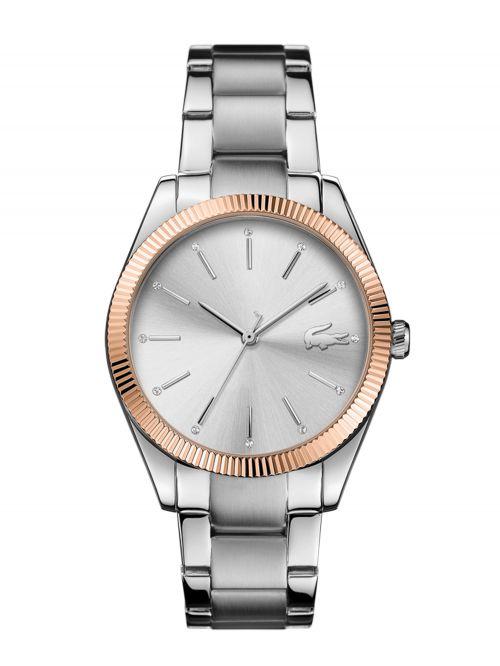 שעון יד LACOSTE לאישה קולקציית PARISIENNE דגם 2001082