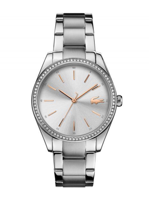 שעון יד LACOSTE לאישה קולקציית Parisienne דגם 2001083