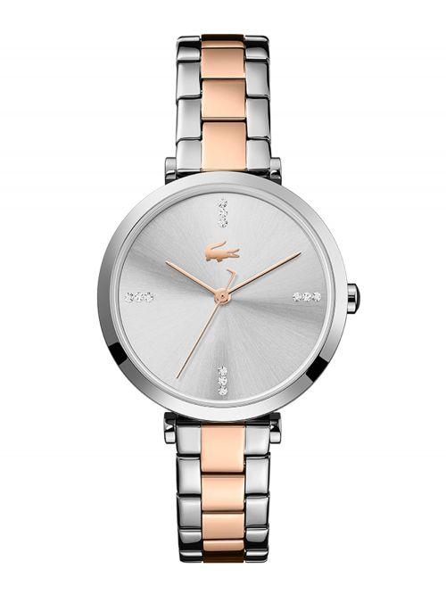 שעון יד LACOSTE לאישה קולקציית GENEVA דגם 2001143