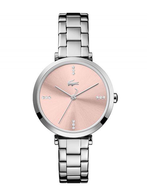 שעון יד LACOSTE לאישה סדרה GENEVA דגם 2001145