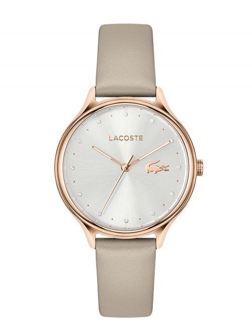 שעון יד LACOSTE לאישה קולקציית PARISIENNE דגם 2001161