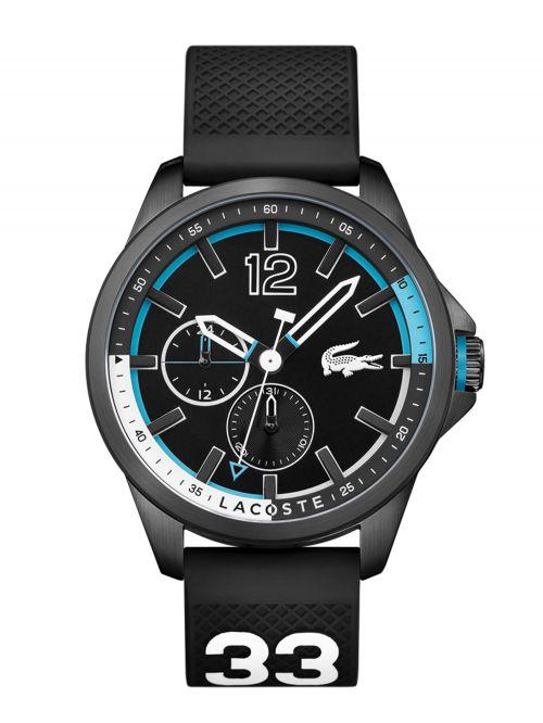 שעון יד LACOSTE עם רצועת סיליקון לגבר דגם 2010896