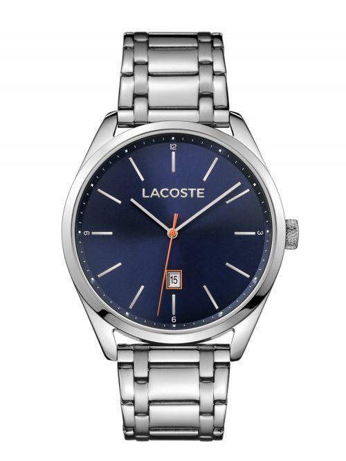 שעון יד LACOSTE לגבר עם רצועת מתכת קולקציית SAN DIEGO דגם 2010912