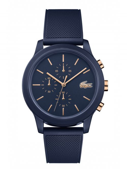 שעון יד LACOSTE לגבר קולקציית L.12.12 דגם 2011013