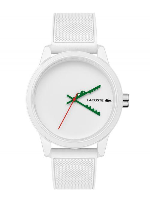 שעון יד לבן Lacoste דגם 2011069