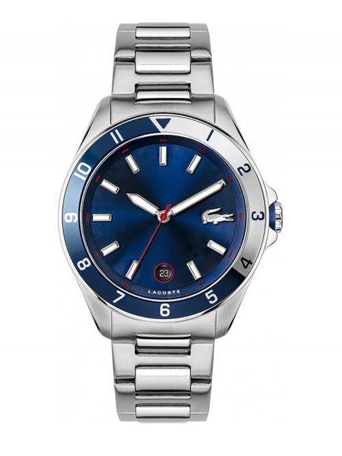 שעון יד LACOSTE לגבר קולקציית TIEBREAKER  דגם 2011127