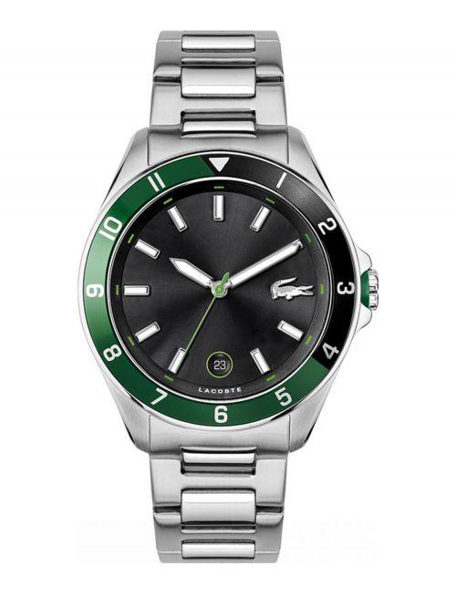 שעון יד LACOSTE לגבר קולקציית TIEBREAKER  דגם 2011129