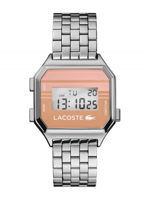 שעון יד דיגיטלי LACOSTE דגם 2020136