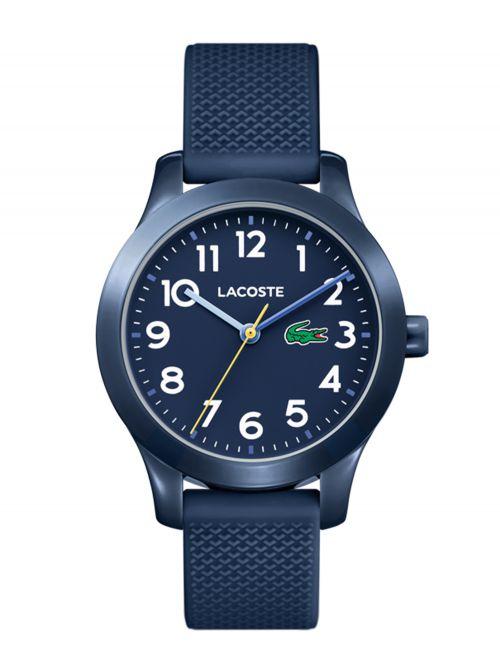 שעון יד לילדים LACOSTE עם רצועת סיליקון דגם 2030002