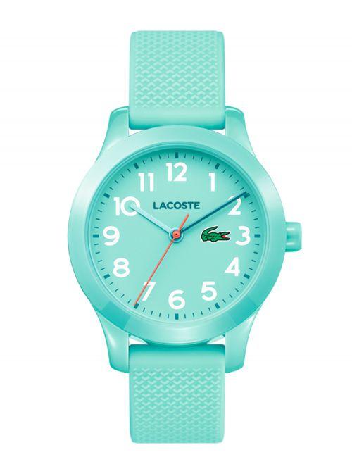 שעון יד LACOSTE לילדים עם רצועת סיליקון דגם 2030005