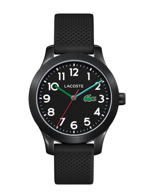 שעון יד LACOSTE לילדים עם רצועת סיליקון דגם 2030032