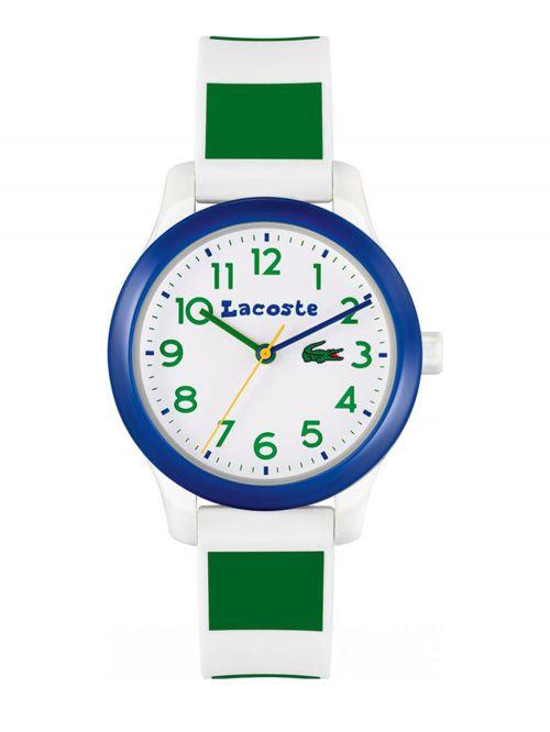 שעון יד לילדים LACOSTE עם רצועת סיליקון דגם 2030034