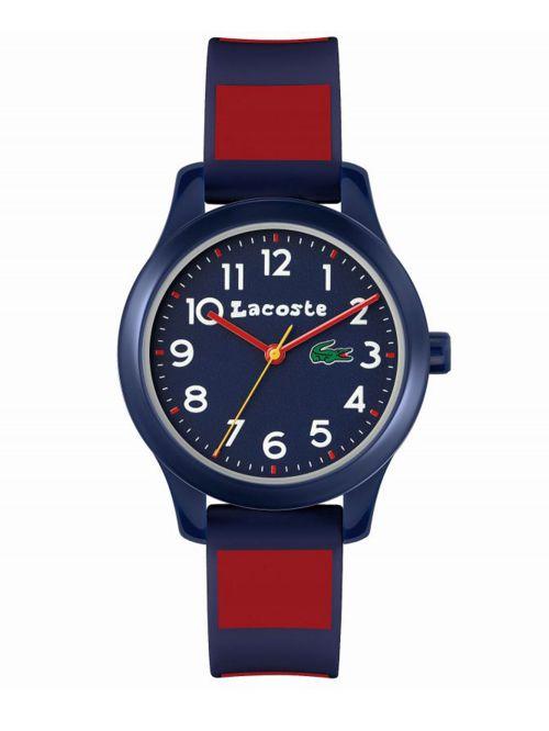 שעון יד לילדים LACOSTE עם רצועת סיליקון דגם 2030035