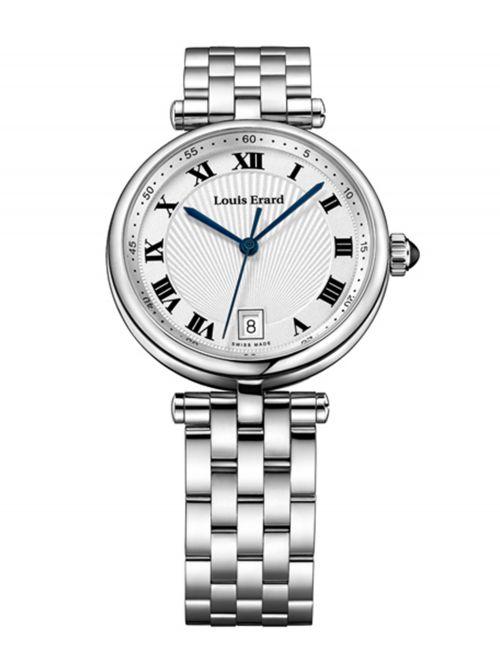 שעון יוקרה שוויצרי LOUIS ERARD לאישה קולקציית ROMANCE