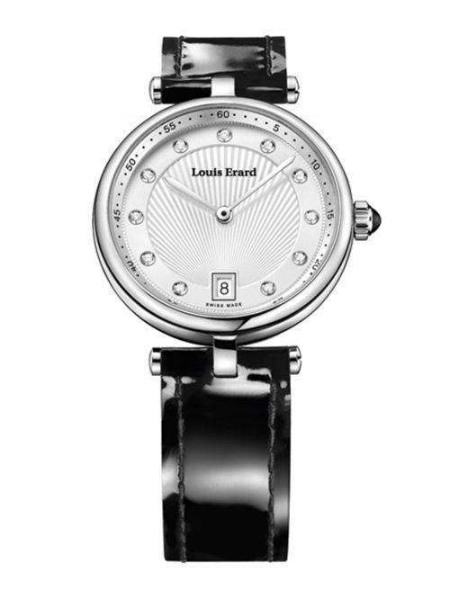 שעון יוקרה שוויצרי LOUIS ERARD לאישה קולקציית ROMANCE דגם LE-11810AA11.BDCB7