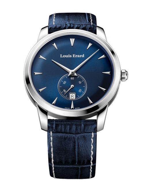 שעון יוקרה שוויצרי LOUIS ERARD לגבר קולקציית HERITAGE
