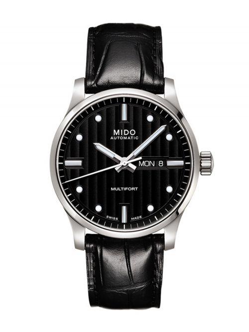 שעון MIDO סדרה MULTIFORT דגם M0054301603181