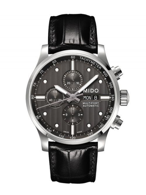 שעון MIDO סדרה MULTIFORT דגם M0056141606100
