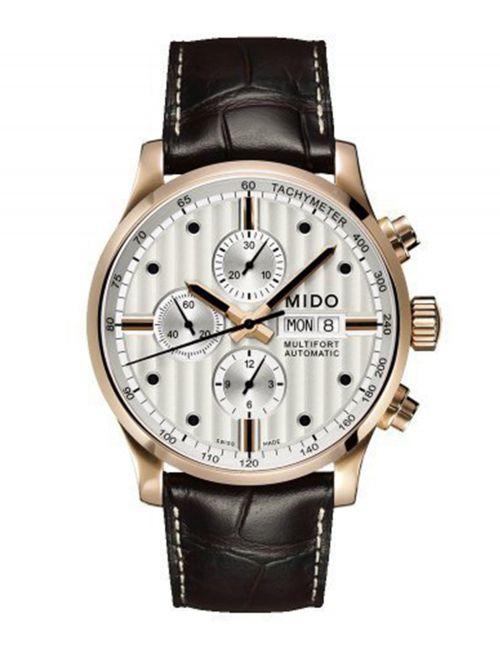 שעון MIDO סדרה MULTIFORT דגם M0056143603100
