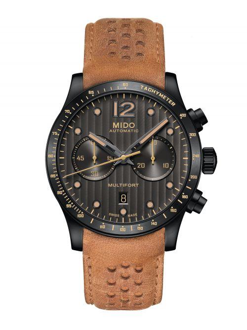 שעון MIDO סדרה MULTIFORT דגם M0256273606110