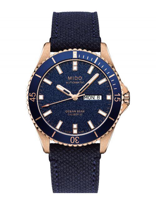 שעון MIDO סדרה OCEAN STAR דגם M0264303604100
