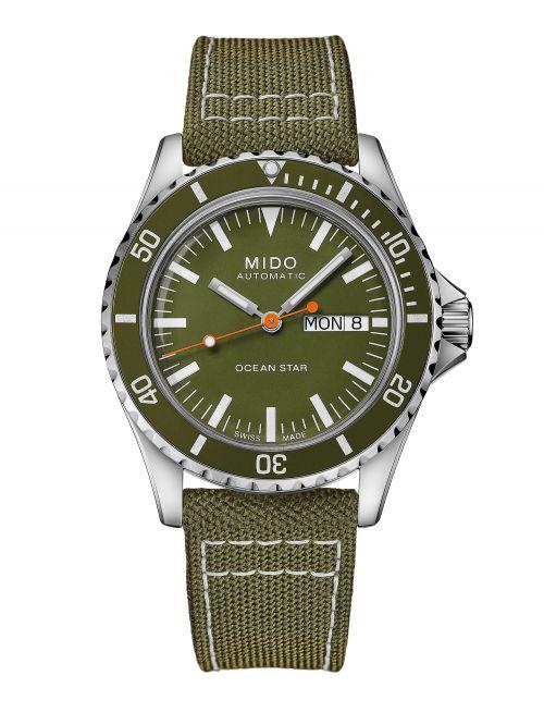 שעון MIDO סדרה OCEAN STAR דגם M0268301809100