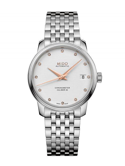 שעון MIDO סדרה BARONCELLI דגם M0272081103600