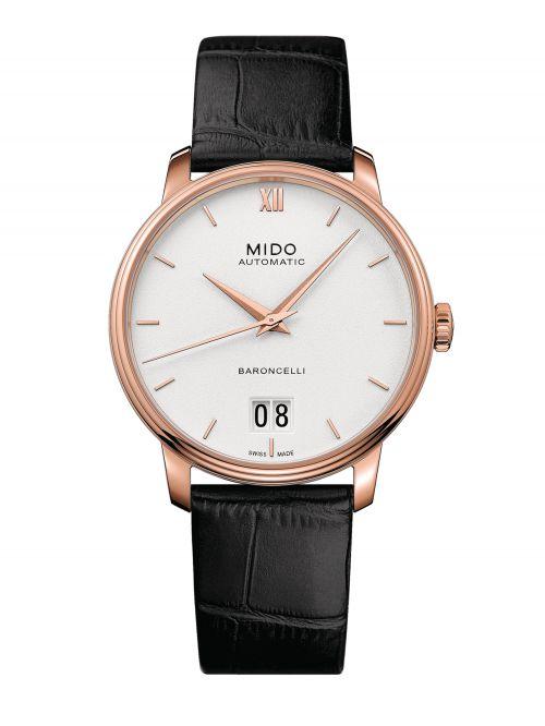 שעון MIDO בדרה BARONCELLI דגם M0274263601800