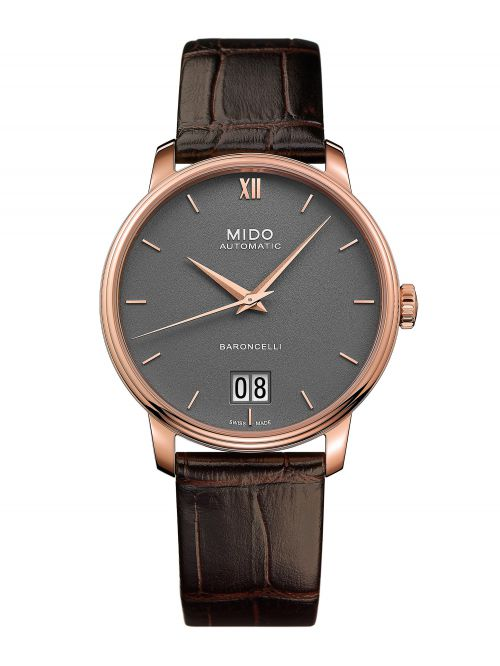 שעון MIDO סדרה BARONCELLI דגם M0274263608800
